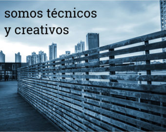 Somos Técnicos Y Creativos